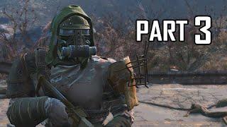 Fallout 4 Walkthrough Part 3 - Kidnapping at Greentop Nursery (PC Ultra Let