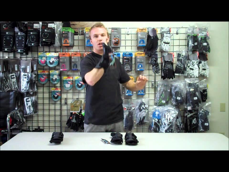 Demon Snow Flexmeter Wrist Guard Double