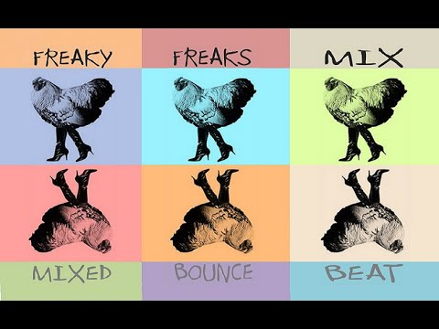 FREAKY FREAKS MIX - Various Artists