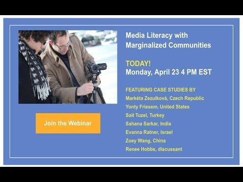 Media Literacy in Marginalized Communities