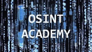 OSINT Academy - Урок 8. Реєстри - джерела відкритої інформації