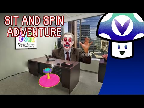 [Vinesauce] Vinny - Sit and Spin Adventure