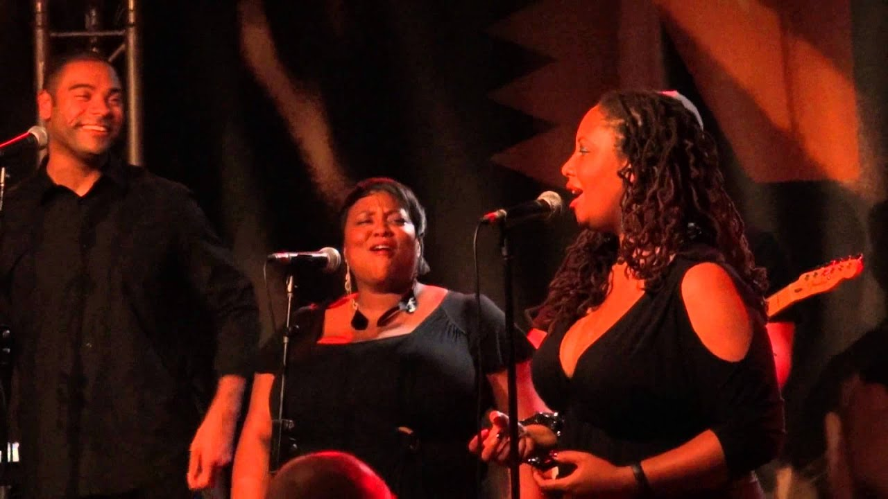 Lalah Hathaway | Forever For Always For Love (Live @ New Morning, Paris)