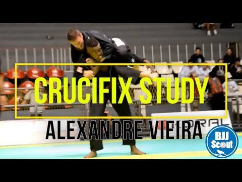 BJJ Scout Alexandre Vieira Crucifix Study click CC for subs!