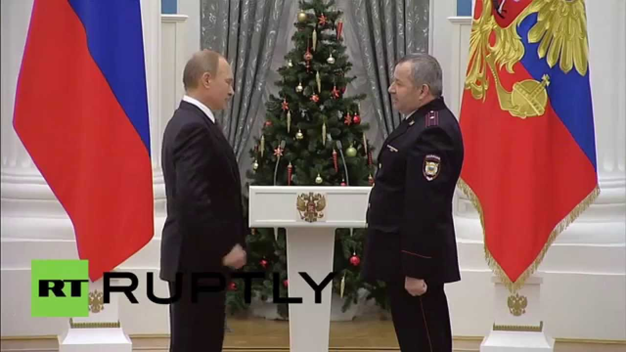 What is the highest award in Russia