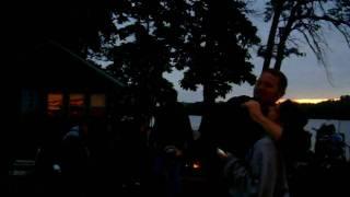 July 4 2009 Party Karaoke Pt 1