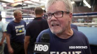 HBO Boxing News: Freddie Roach on Postol and Pacquiao