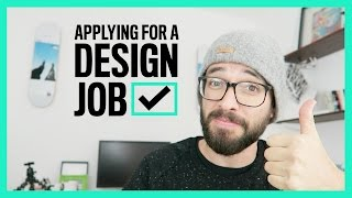 How To Apply For A Design Job