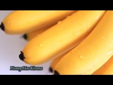 Foto pisang mas kirana