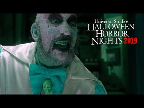 universal studios halloween horror nights 2020