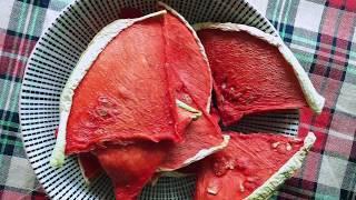 [生機健康零食] 低溫風乾原味西瓜乾 - 完美零食 PERFECT RAW SNACK ! Dehydrated Watermelon
