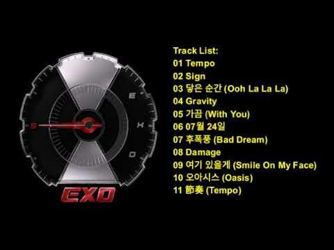 【전곡 듣기/Full Album】EXO(엑소) -  DON'T MESS UP MY TEMPO(The 5th Album)