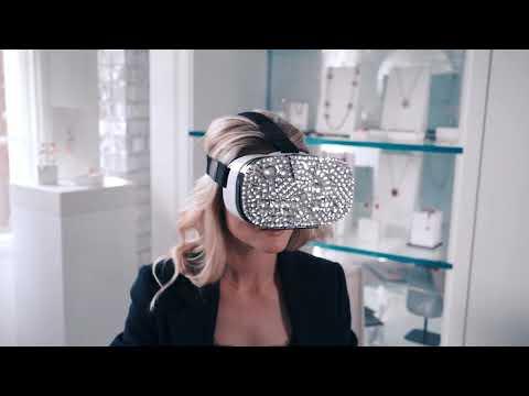 Mastercard And Swarovski Launch Virtual Reality Shopping Experience