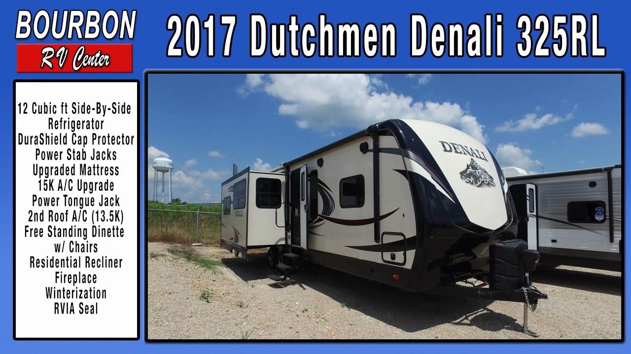 2017 Dutchmen Denali 325RL Travel Trailer | Bourbon RV Center