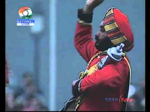 11. (Beating The Retreat) Massed Bands, Traditional, Drummers Call | RJ DEEM |