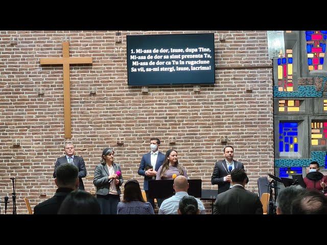 Programul biserici  Elim Frankfurt 16.05.2021