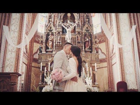 L & M - wedding trailer