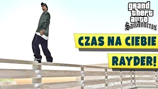 W końcu go dopadnę! pogoń za śmigłowcem, genialny CJ #20 | GTA San Andreas