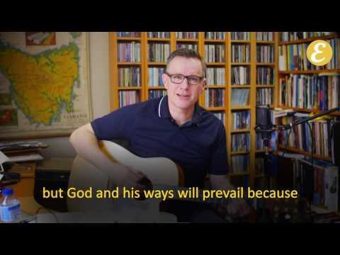 Colin Buchanan   The Lord is King