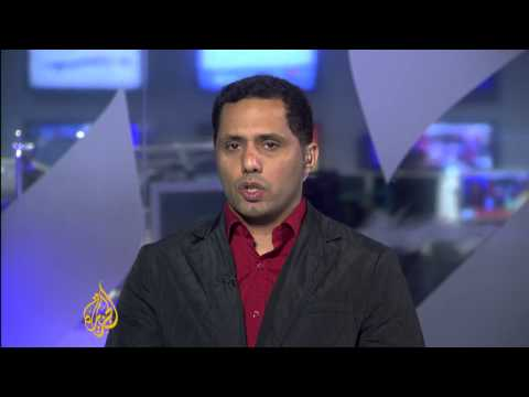 Middle East analyst Omar Ashour discusses Egypt crisis