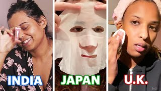 Skincare Routines Around the World