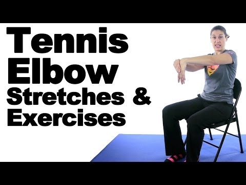 Tennis Elbow Stretches & Exercises Ask Doctor Jo