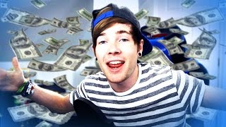 Top 5 Richest Youtubers of 2016! (Highest Paid Youtubers in 2016 / Top 5 Richest Youtubers!)