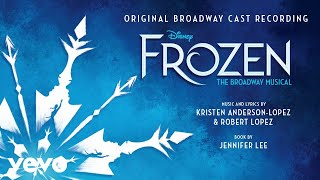 "Jelani Alladin - Kristoff Lullaby (From ""Frozen: The Broadway Musical""/Audio Only)"
