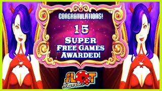SUPER FREE GAMES 👿 WICKED WINNINGS DIAMOND SLOT! 👿 ➜ LAS VEGAS | Slot Traveler