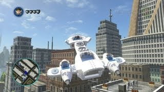 lego marvel super heroes all 16 aircraft vehicles in action