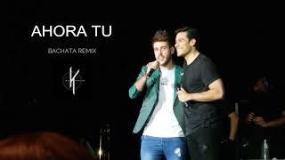 Ahora tu  -  (Bachata Remix DJ Khalid)