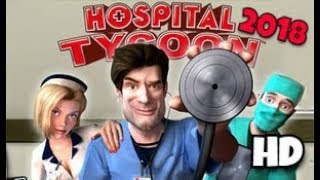Hospital Tycoon Gameplay (PC) 720p (2019)