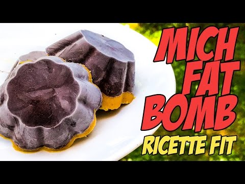 """""""MICH FAT BOMB"""" • Ricetta Fit CHETOGENICA"""