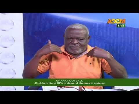 Ghana Football - Agoro Ne Fom on Adom TV (1-8-20)