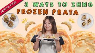 Frozen Prata 3 Ways   Eatbook Cooks   EP 52