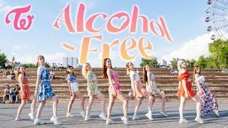 [K-POP IN PUBLIC] [ONE TAKE] TWICE (트와이스) - 'Alcohol-Free' d…