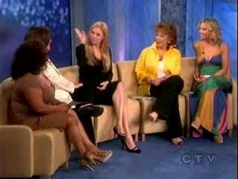 The View 5-23-07 Elizabeth Mitchell (Day of the Fe...