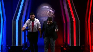 Recap, Highlights and Sounds of the Game - S5 NA LCS Summer 2015 Week 9 Day 2!