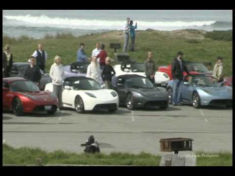 NorCal Tesla Roadster Rally
