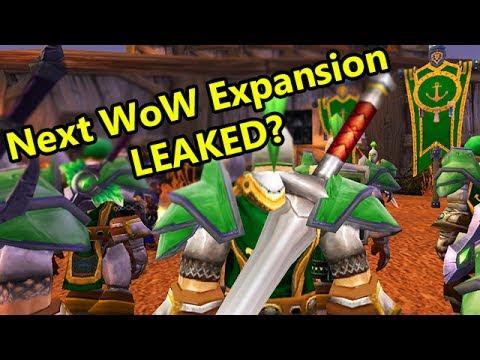 Next World of Warcraft Expansion Leaked? (Kul Tiras)
