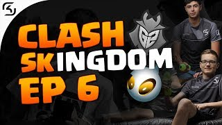 Clash SKINGDOM ep.06