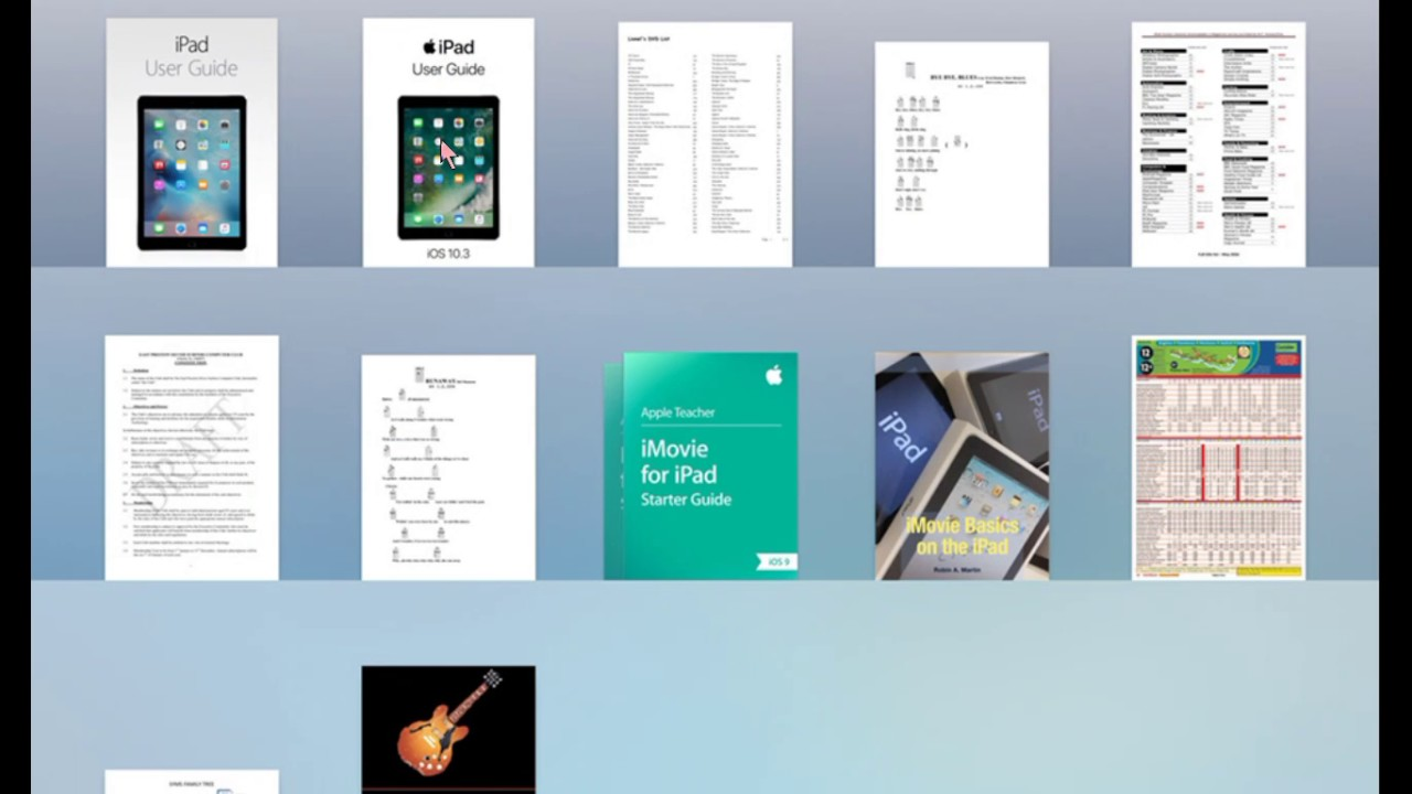 Array - how to download the ipad user manual  rh   youtube com
