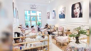 Nail Salon Interior Decorating Ideas Best