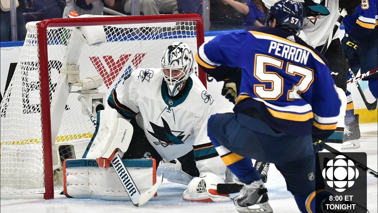 Live playoff updates: Sharks vs. Blues, Game 6, Tuesday
