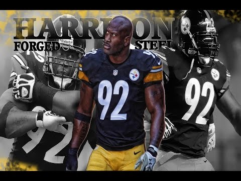 "James Harrison - ""Forged Steel"""