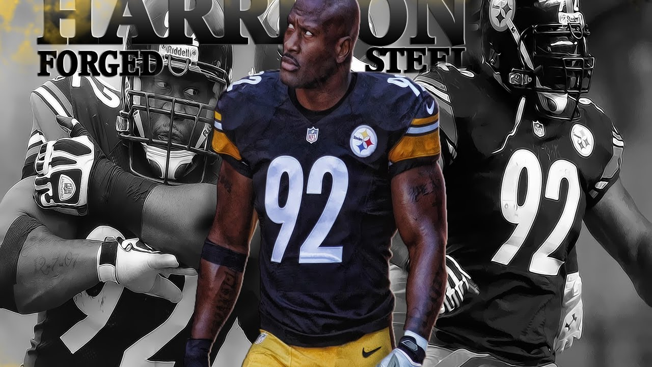 Download James Harrison - Forged Steel