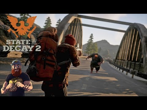 State of Decay 2 - Coop w/ Friends 🔴 Livestream