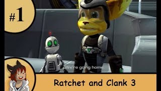 Ratchet and Clank 3 part 1 - We