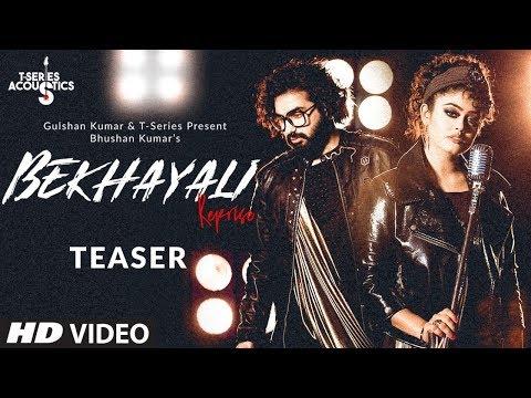 bekhayali-reprise-song-teaser-t-series-acoustic-sachet-tandon-and-parampara-thakur