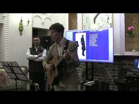 TRIESTE TRA STORIA E POESIA - lettura concerto di Anselmo Luisi @ White Horse Coffee, Shanghai